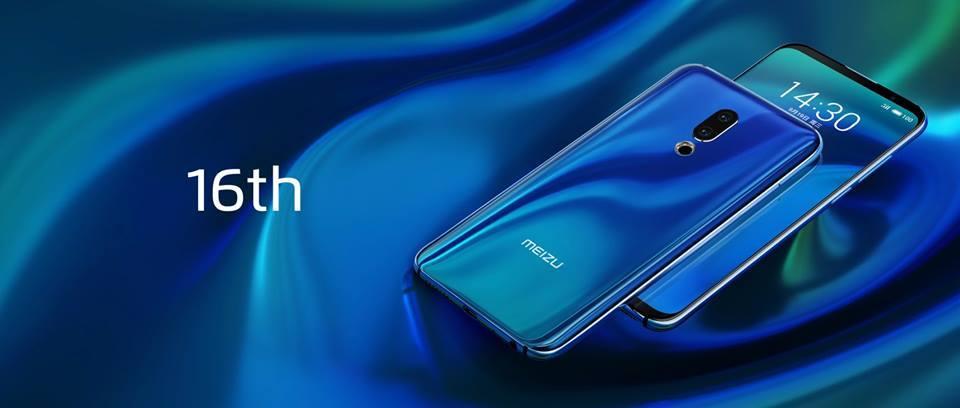 ロシア市場向けMeizu 16thの6GB+64GBモデルが販売開始