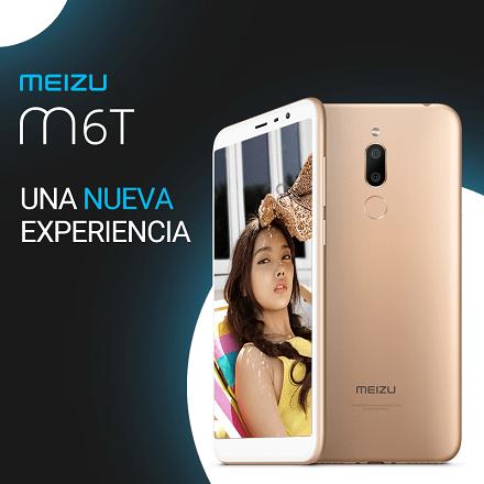 ペルー市場でMeizu M6Tを販売。10月19日から予約開始