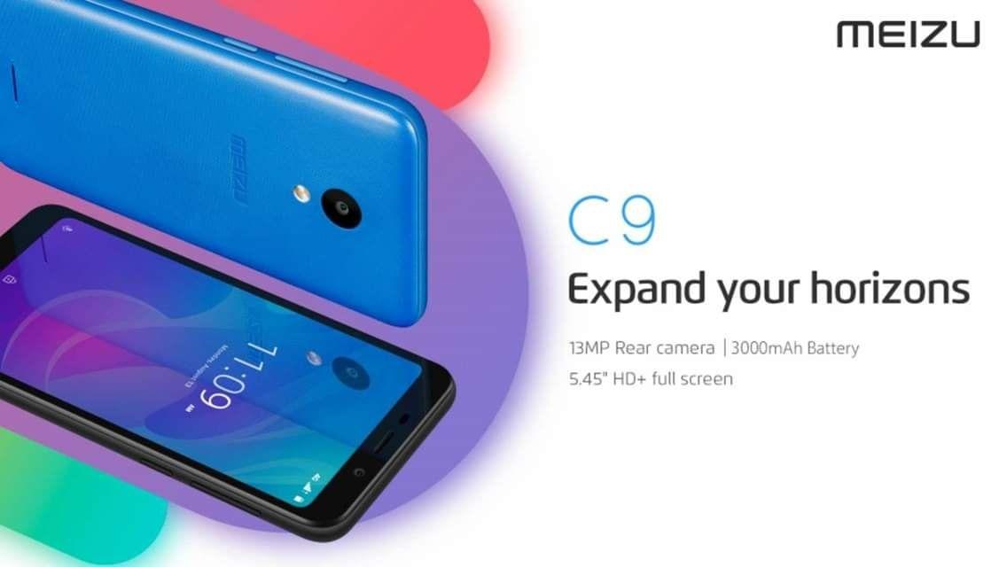 フィリピン市場向けにMeizu C9を発表。価格は4,990P(約11,000円)