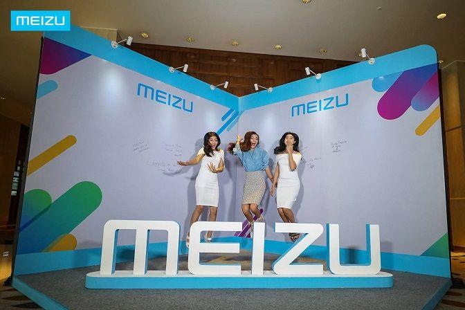 10月31日にベトナムでMeizu 16thの発表会を開催