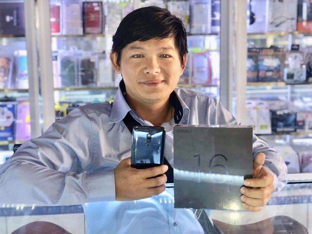 カンボジア市場向けMeizu 16thが10月26日に販売開始