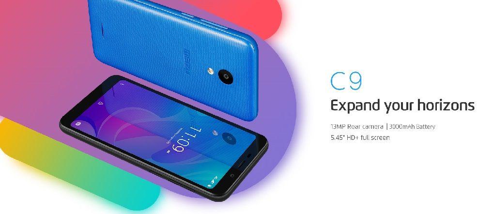 国際市場向けにMeizu C9/Meizu C9 Proを発表