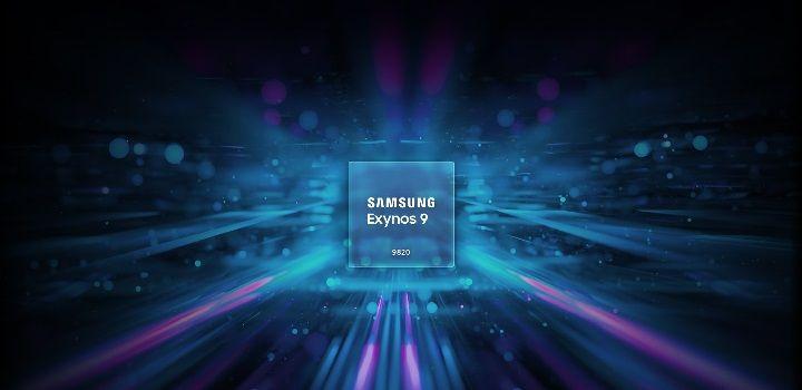 Samsung Exynos 9820のCPUクロック数が判明