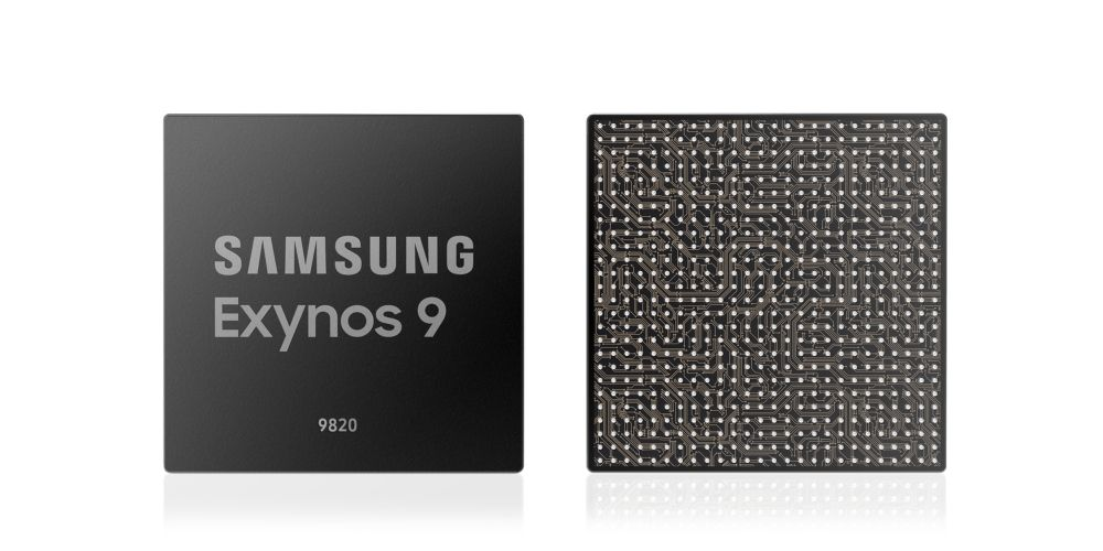 SAMSUNG Exynos 9 Series 9820を発表。8nm製造プロセス、Exynos M4を採用
