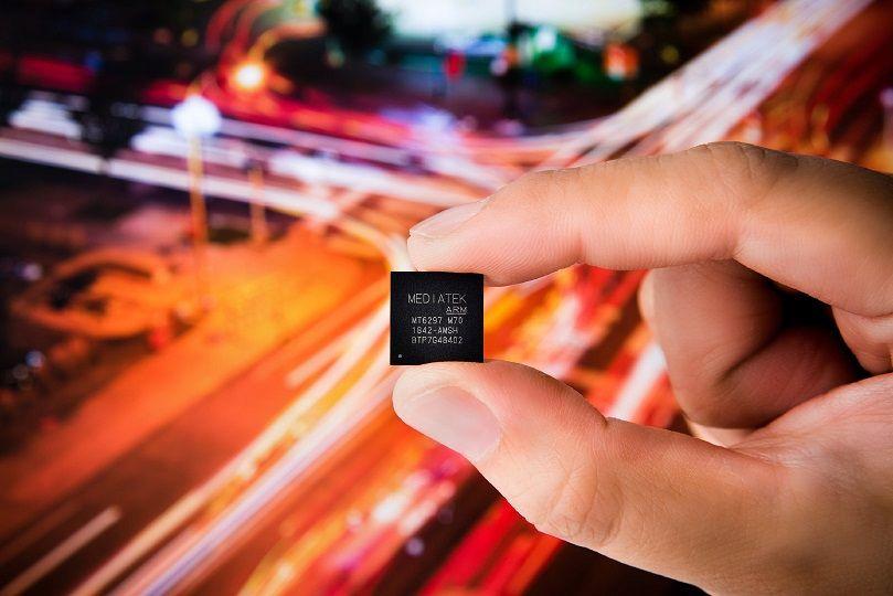 5Gに対応したMediaTek Helio M70(MT6297)を発表