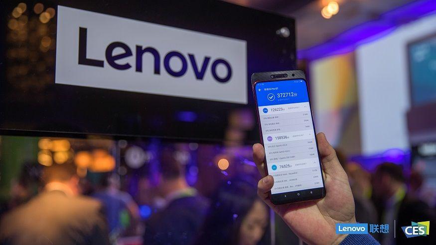 LenovoがQualcomm Snapdragon 855搭載機のAnTuTuベンチマークスコアを公開