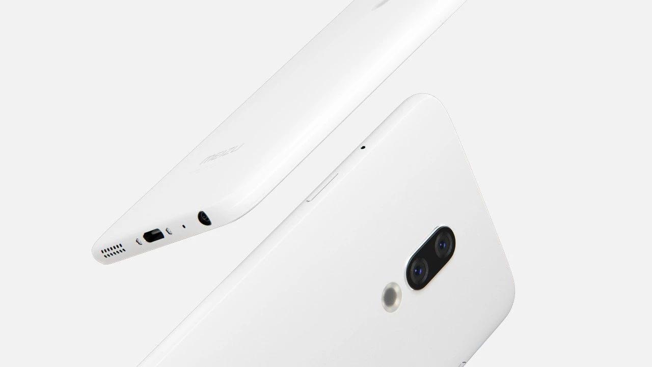 CEOの黄章(Jack Wong)氏がMeizu 16sの背面のデザインを公開