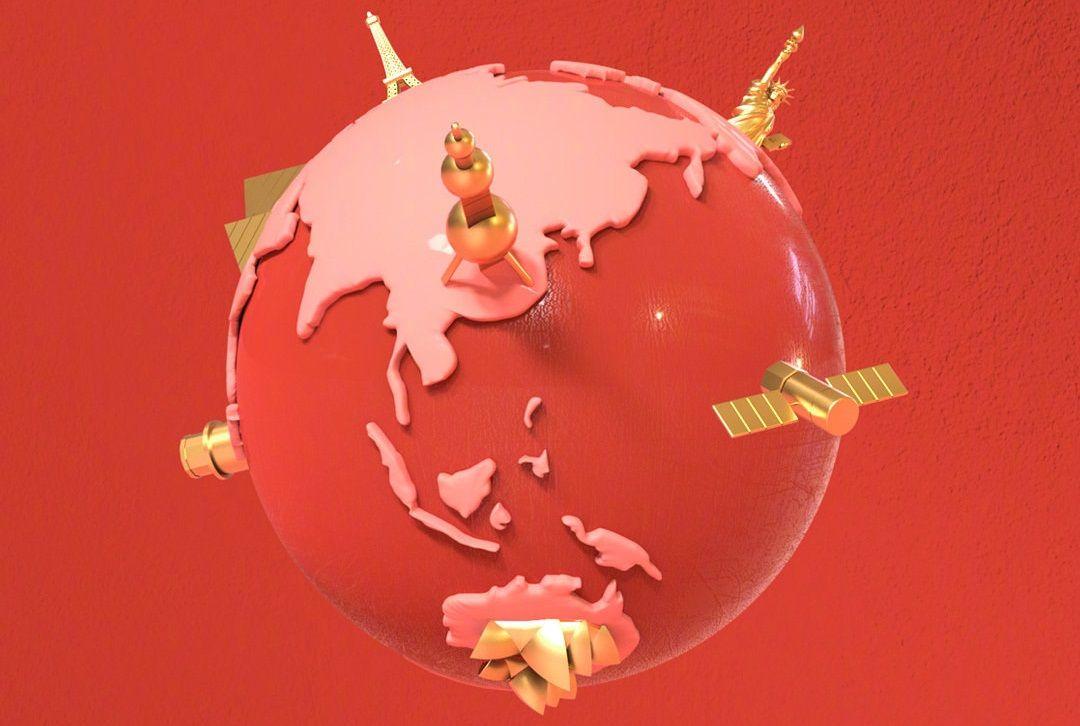 中国企業MEIZUがまた世界地図から日本列島を排除