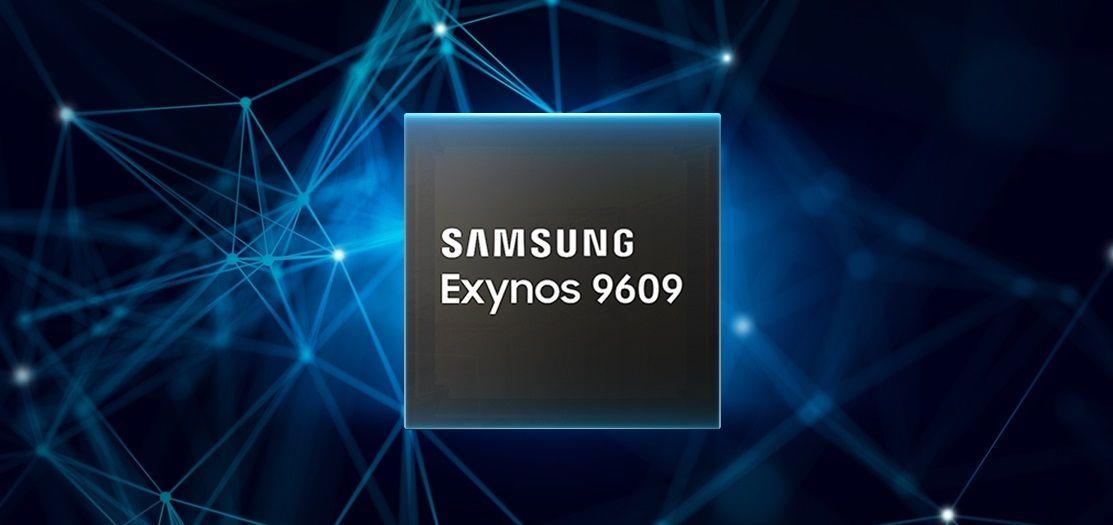 Samsung Exynos 9609を発表、Exynos 9610からCPUクロック数が減少