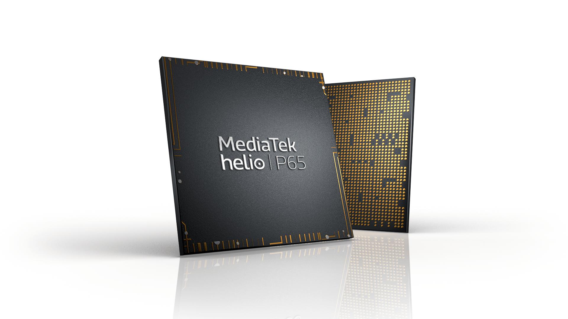 MediaTek Helio P65のベンチマーク結果が判明、AI性能の利用で評価が変動