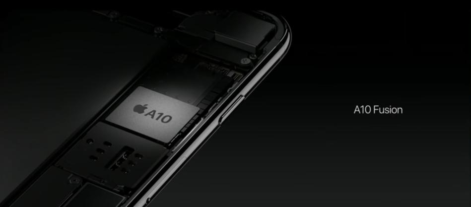 Apple A10 FusionのGPUクロックの設定値が判明、最大値は1008MHz