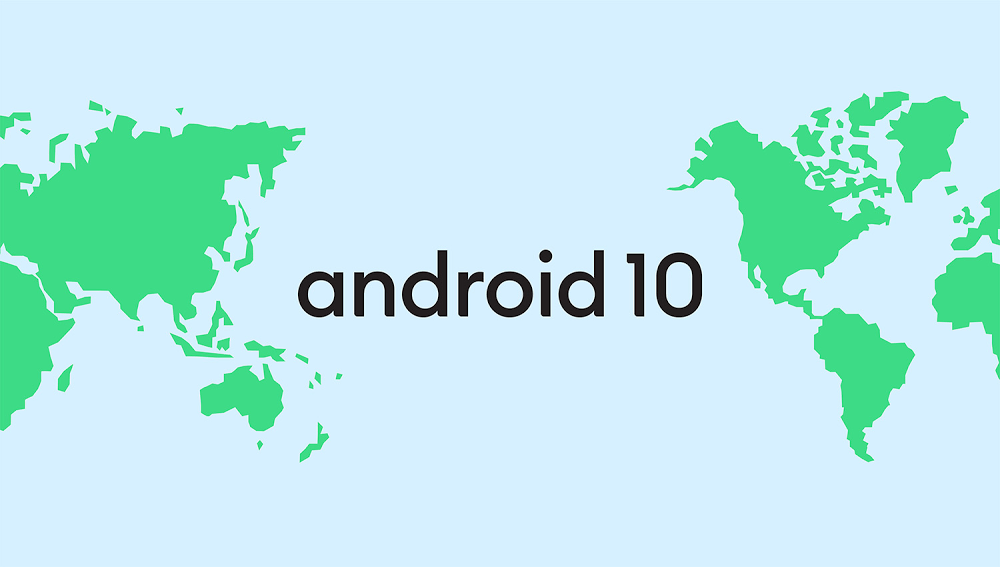 GoogleがAndroid 10を発表、お菓子の名称は廃止