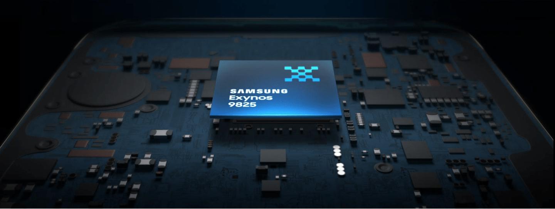 Samsung Exynos 9825を発表、7nm EUV製造プロセスを採用