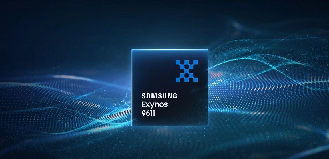 Samsung Exynos 9611、Exynos 9610、Exynos 9609を比較
