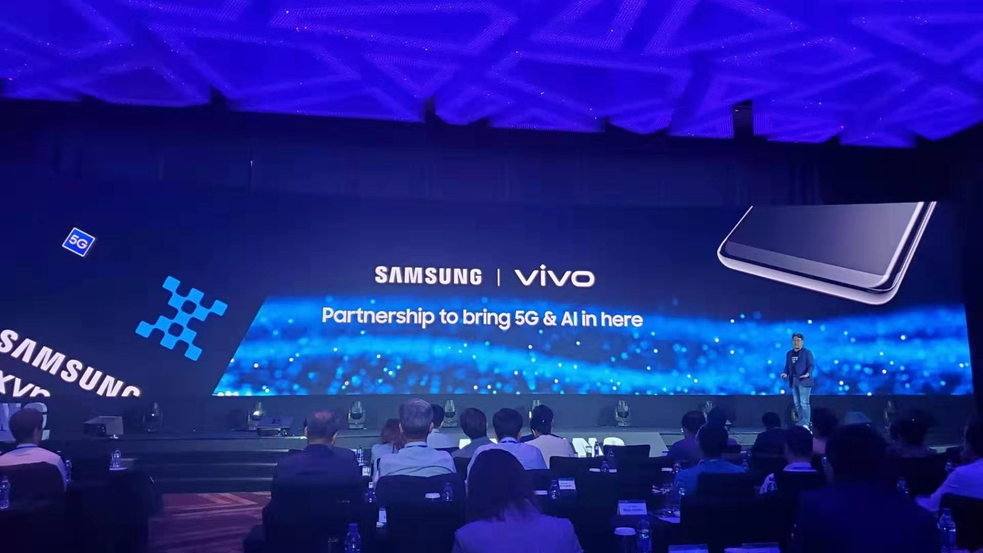 vivoがSamsung Exynos 980の採用を明らかに、5G市場の覇権争い進む