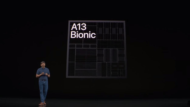 Apple A13 Bionicを発表、高性能化+省電力化を両立