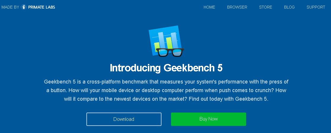 Geekbench 5が正式公開。iOS、Android OSどちらも同日対応
