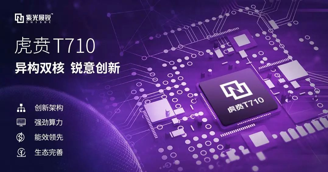 Unisoc Tiger T710を発表、4コアのARM Cortex-A75やデュアルコアのNPUが特徴
