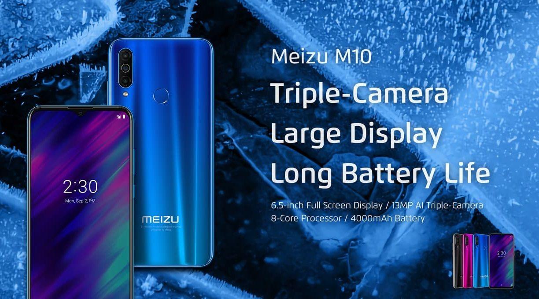 Meizu M10を正式発表、オフィシャルトレーラーをYouTubeに公開