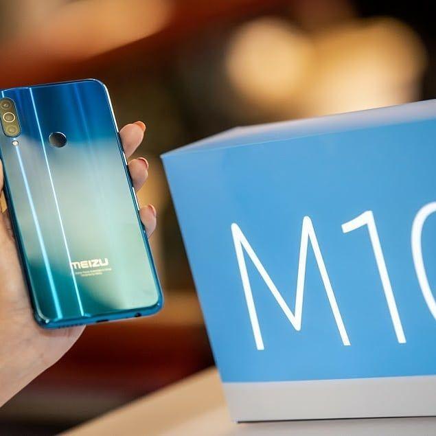 ウクライナ市場向けにMeizu M10とMeizu Note9、その他3種類のアクセサリーを発表