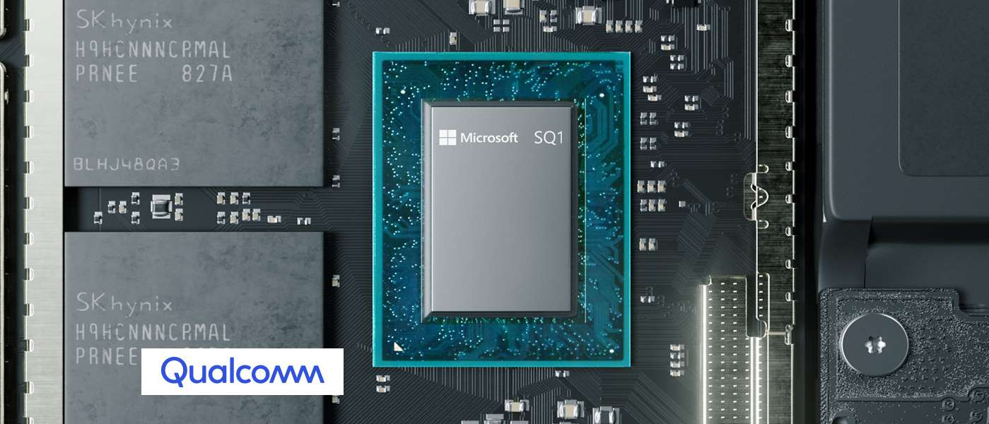 Microsoft SQ1を搭載したMicrosoft Surface Pro XがGeekbenchに登場、過去のACPC製品と比較