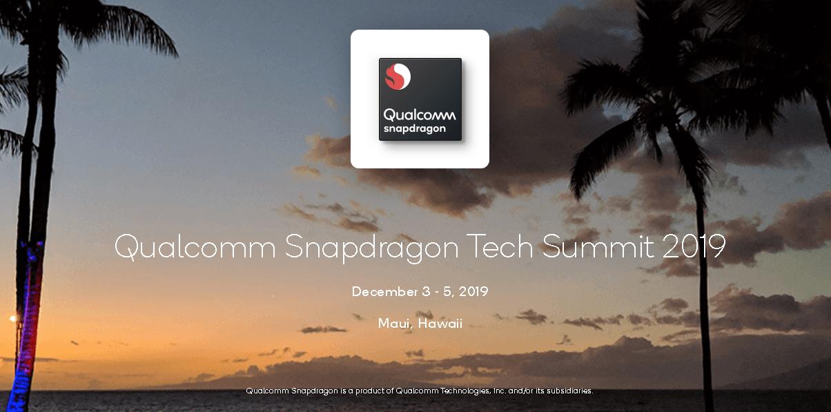 ハワイでQualcomm Snapdragon Tech Summit 2019を開催、Snapdragon 865の登場に期待