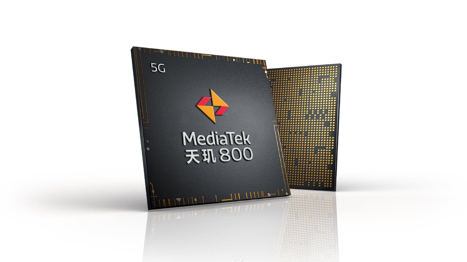MediaTekがDimensity 800シリーズを発表、2020年Q1誕生予定