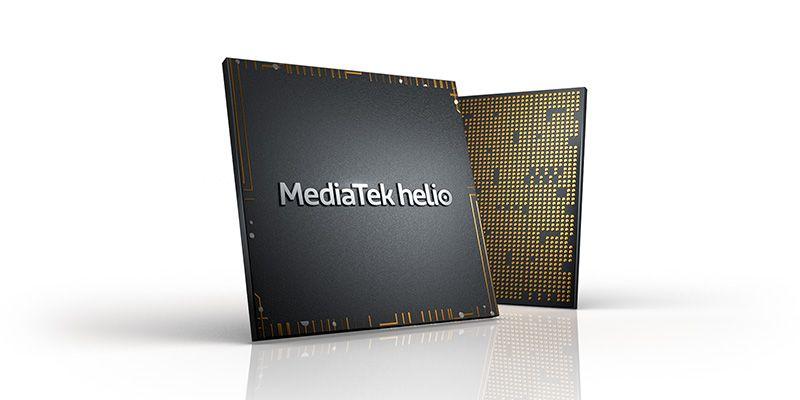 MediaTek Helio G70を発表