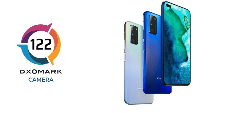 Honor V30 ProのDxOMarkスコアが公開、Huawei Mate 30 Proを上回る
