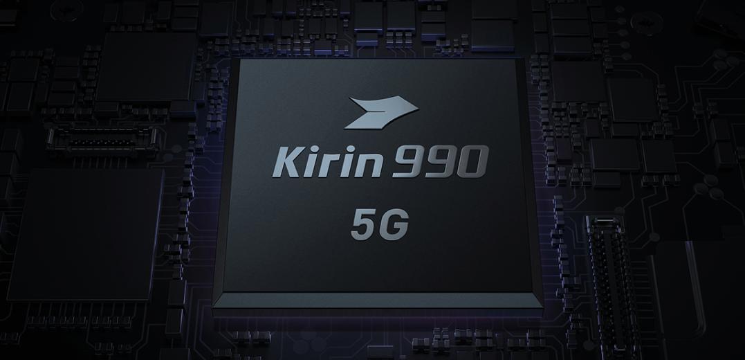 Huawei Kirin 990 5G、Kirin 990、Kirin 980、Kirin 970を比較