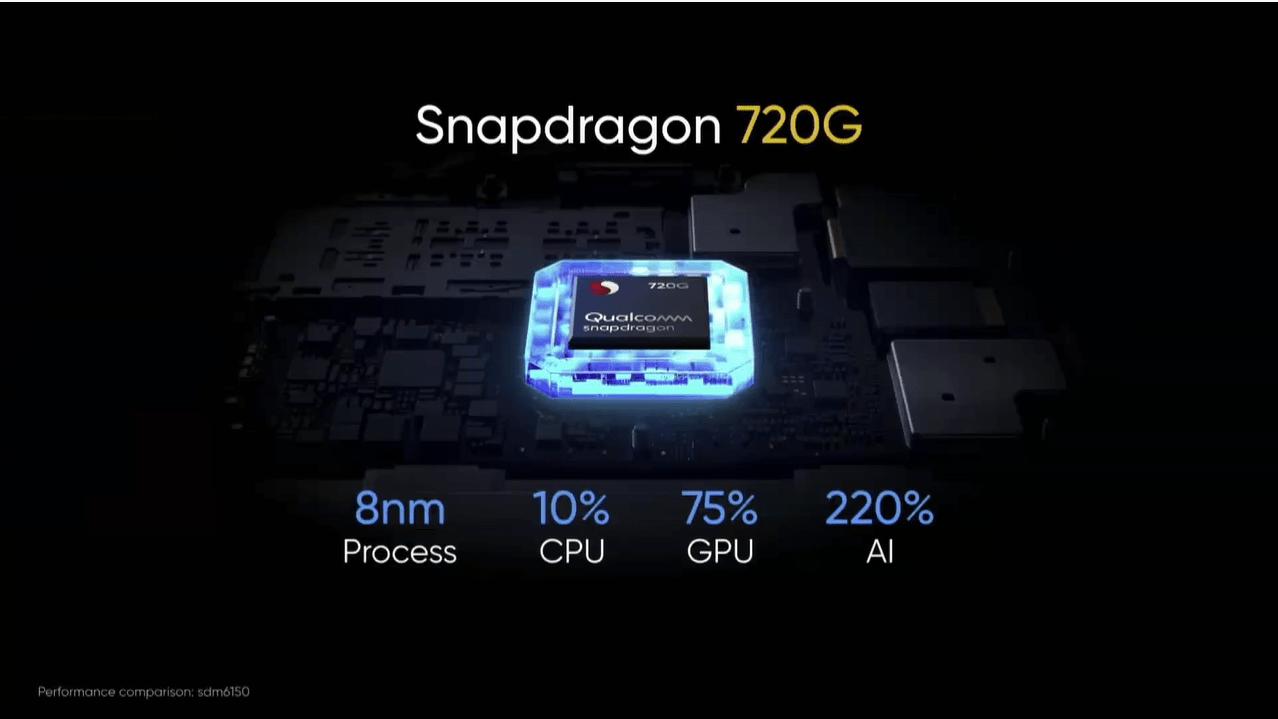 Snapdragon 720Gのベンチマークスコアが判明。VS. Snapdragon 730G、Snapdragon 730、Snapdragon 712、Helio G90T