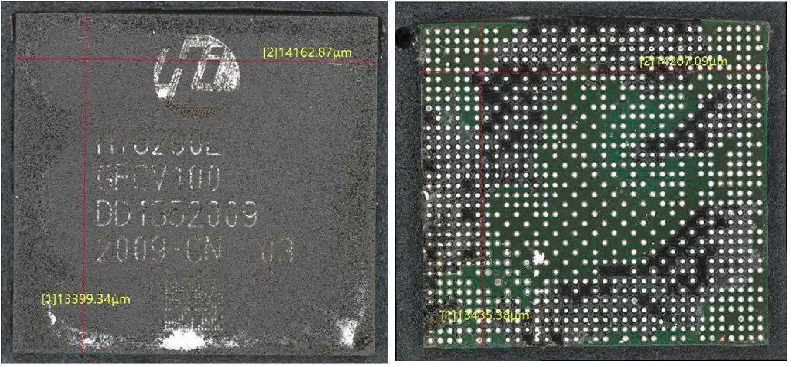 Huawei Kirin 820のDie Shotが公開、Kirin 985とKirin 820は同じ設計