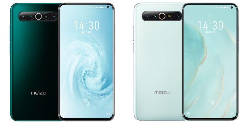 Meizu 17とMeizu 17 ProがGeekbenchに登場、17 ProはRAM 12GBモデルを用意