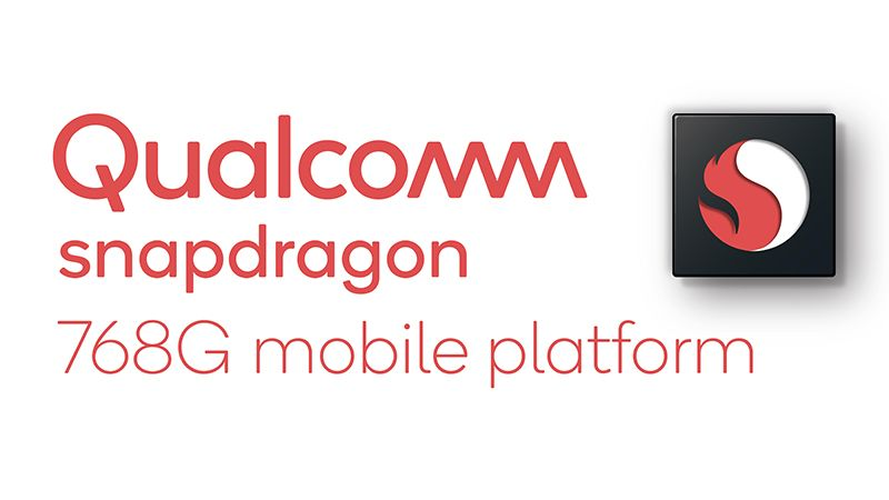 Qualcomm Snapdragon 768G 5G Mobile Platformを発表