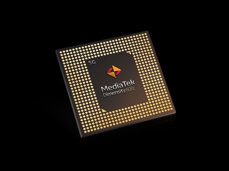 vivoがDimensity 820を搭載した製品を開発中、Xiaomi以外で初の採用へ