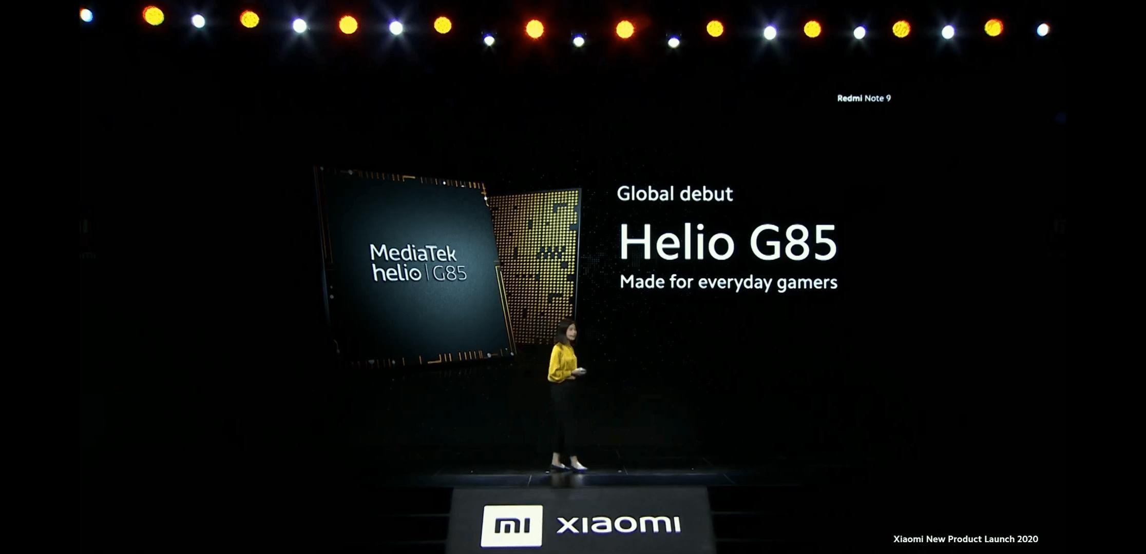 MediaTek Helio G85のベンチマークスコアが判明。VS. Helio G90T、Helio G80、Helio G70、Helio P95