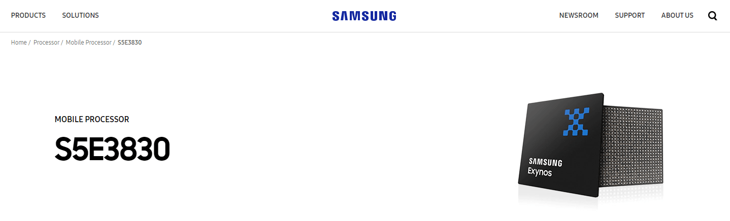 Samsung Exynos 850を発表