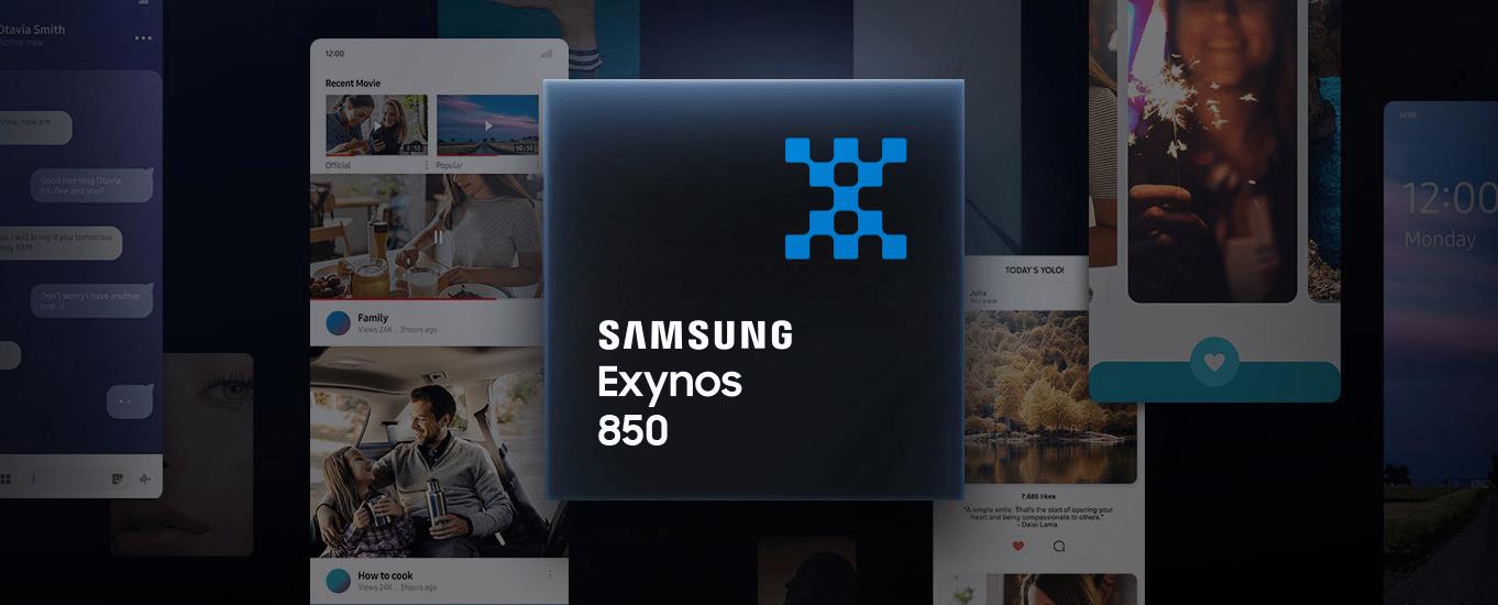 Samsung Exynos 850のGPU周波数が明らかに、最大周波数は1001MHz