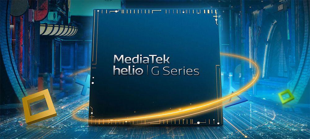 MediaTek Helio G95を発表、Helio G90TからGPUの周波数が上昇