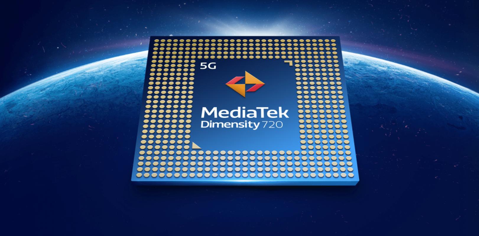 MediaTek Dimensity 720のベンチマークスコアが判明