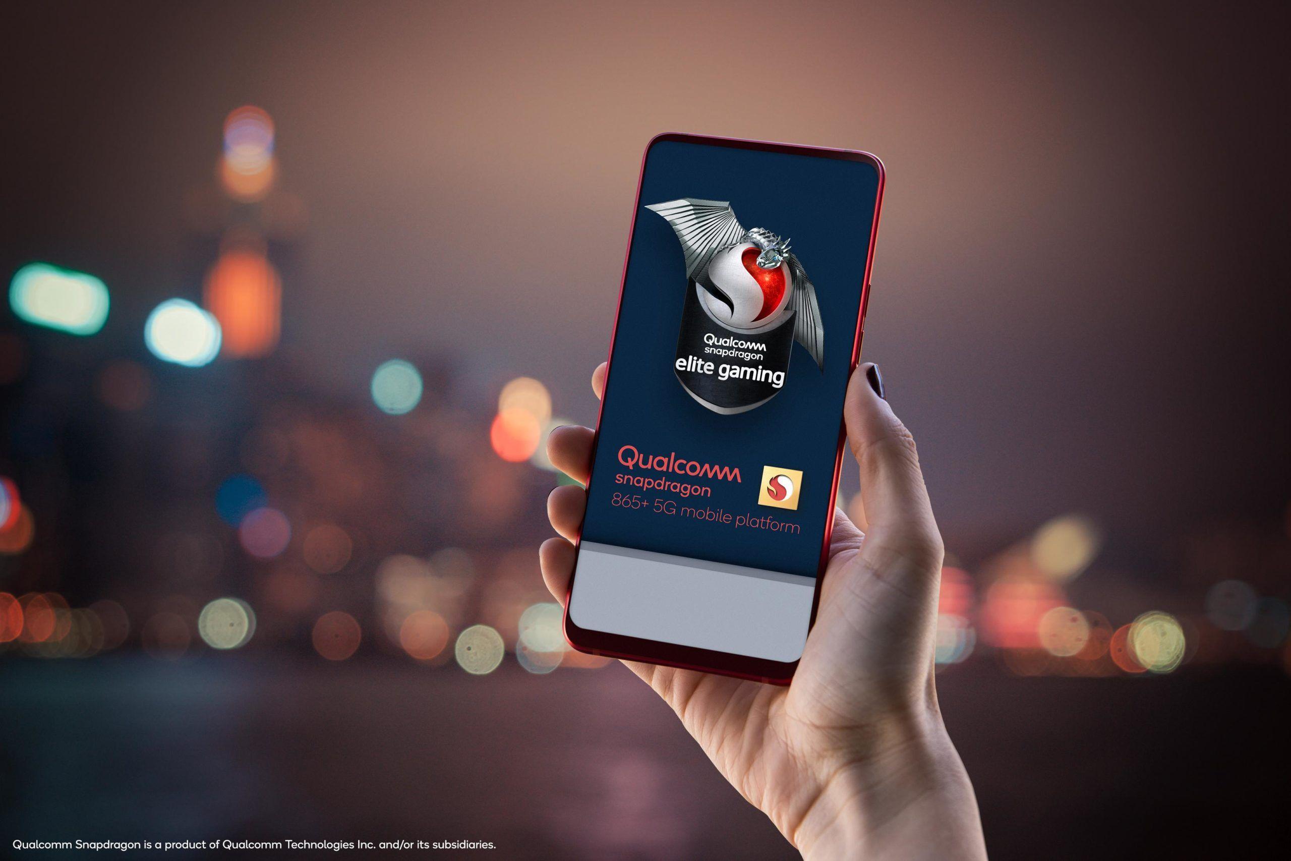 Qualcomm Snapdragon 865+ 5G Mobile Platformを発表、最大CPU周波数は3.1GHzに