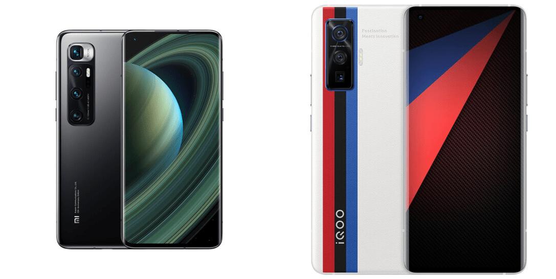 また新たなSnapdragon 865 5Gが2種類誕生、Xiaomi Mi 10 Ultraとvivo iQOO 5/5 Proが採用