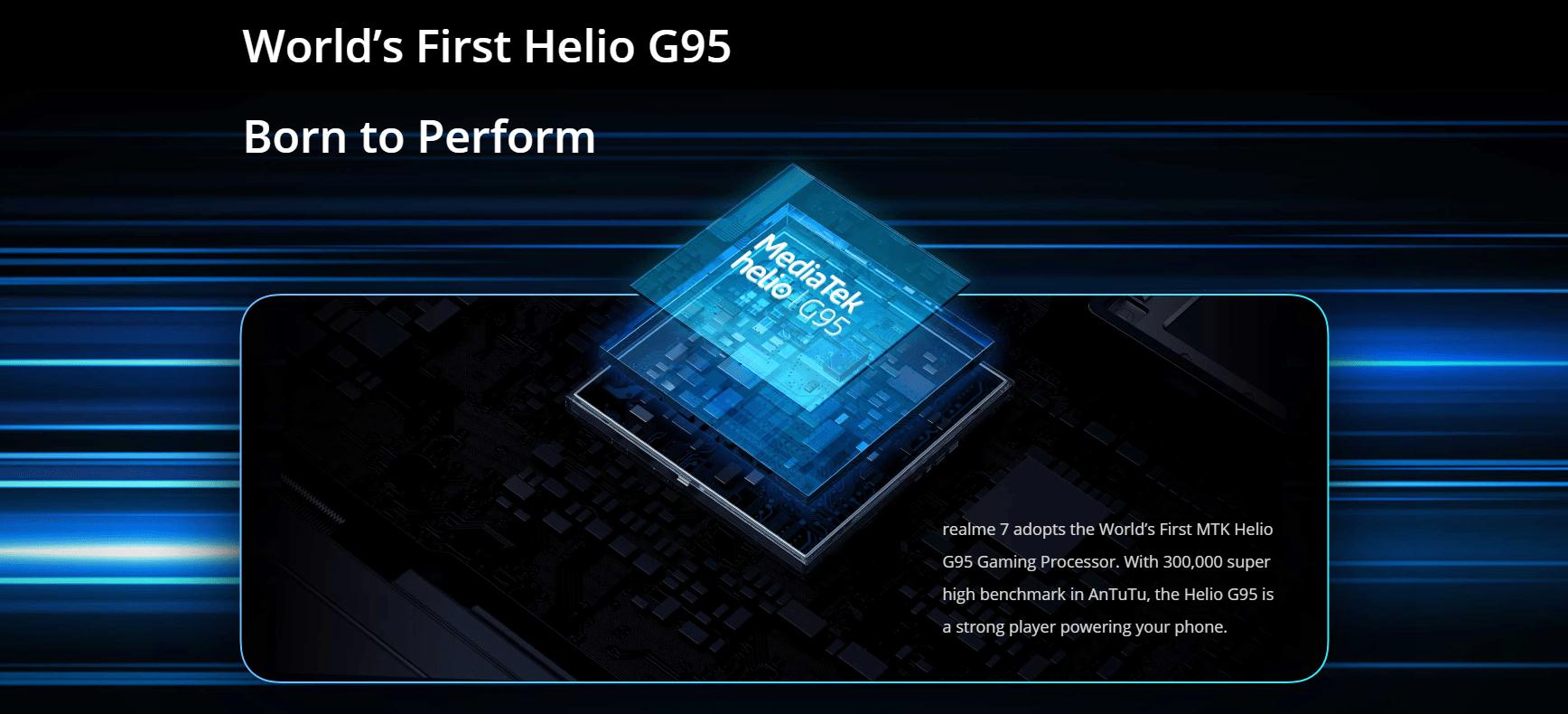 MediaTek Helio G95、Helio G90T、Helio G85、Helio G80、Helio G70を比較