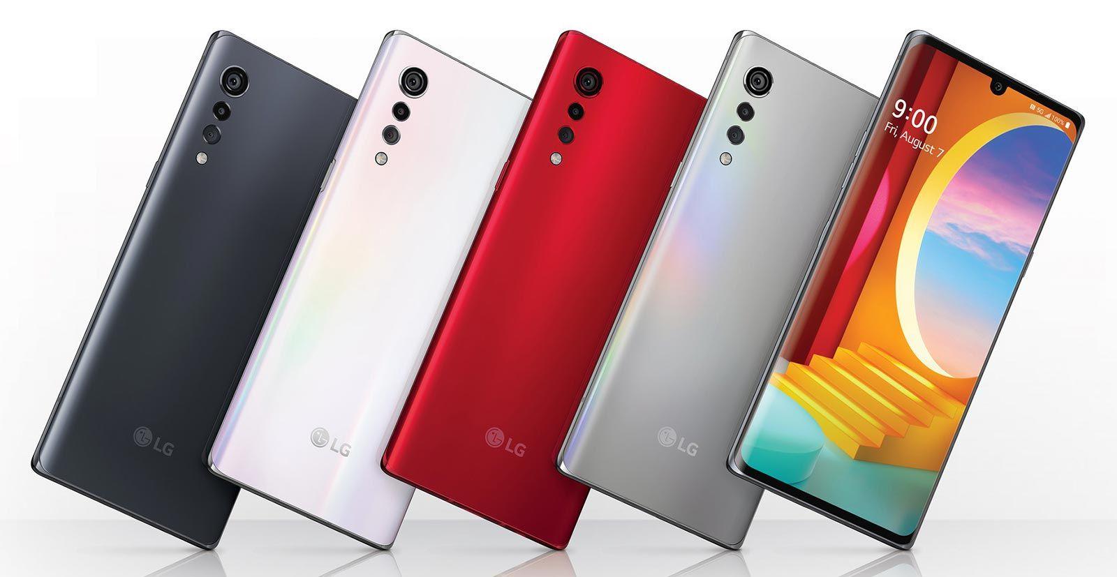 LG VELVET 2 Proは日本市場向けが存在したが断念、もうひとつの日本と中国市場向け機種の開発も断念