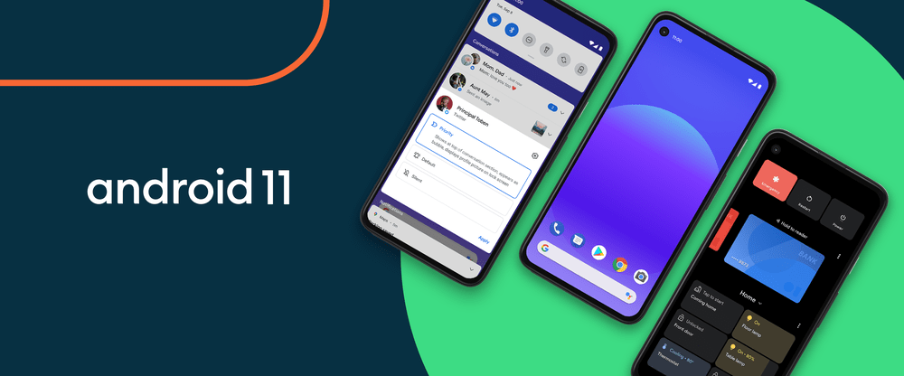 Android 11を正式発表、Pixel製品の他にOnePlusやXiaomi製品も配信開始