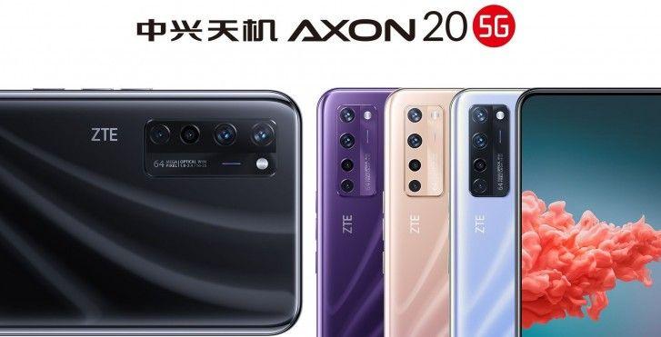 楽天モバイル向けZTE 5G通信対応機種ZTE ZR01はSnapdragon 765G 5Gを搭載