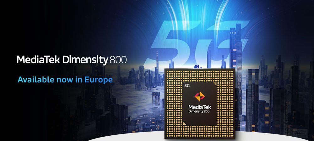 MediaTek Dimensity搭載製品がヨーロッパ市場へ参入、OPPO Reno4 Z 5Gが搭載
