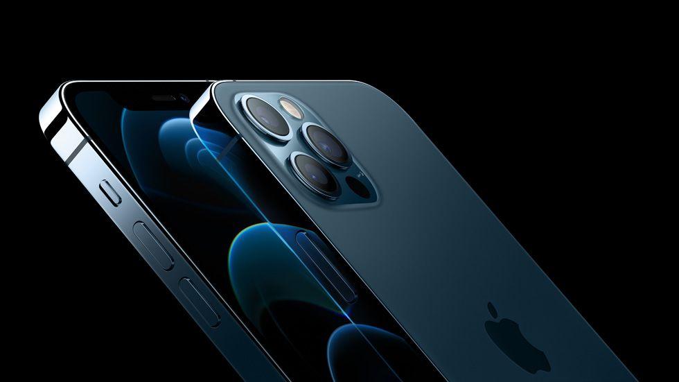 Comparison iPhone 12 Series Camera Score on DxOMark