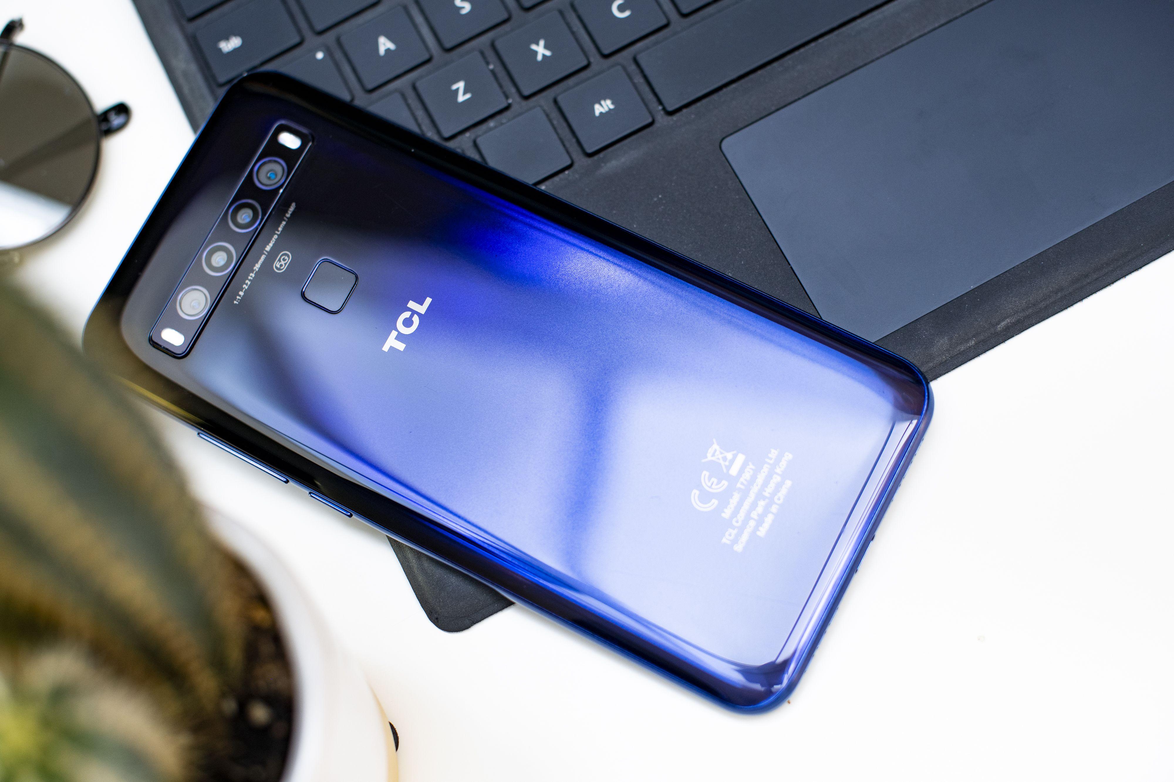 TCL 10 5GがAmazon.co.jpで販売開始、Snapdragon 765G 5Gを搭載し3万円台に