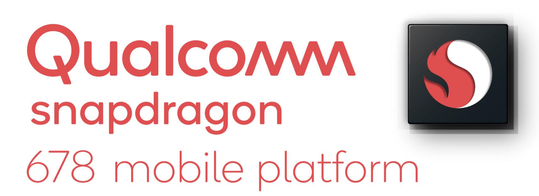 Qualcomm Snapdragon 678 Mobile Platformを発表